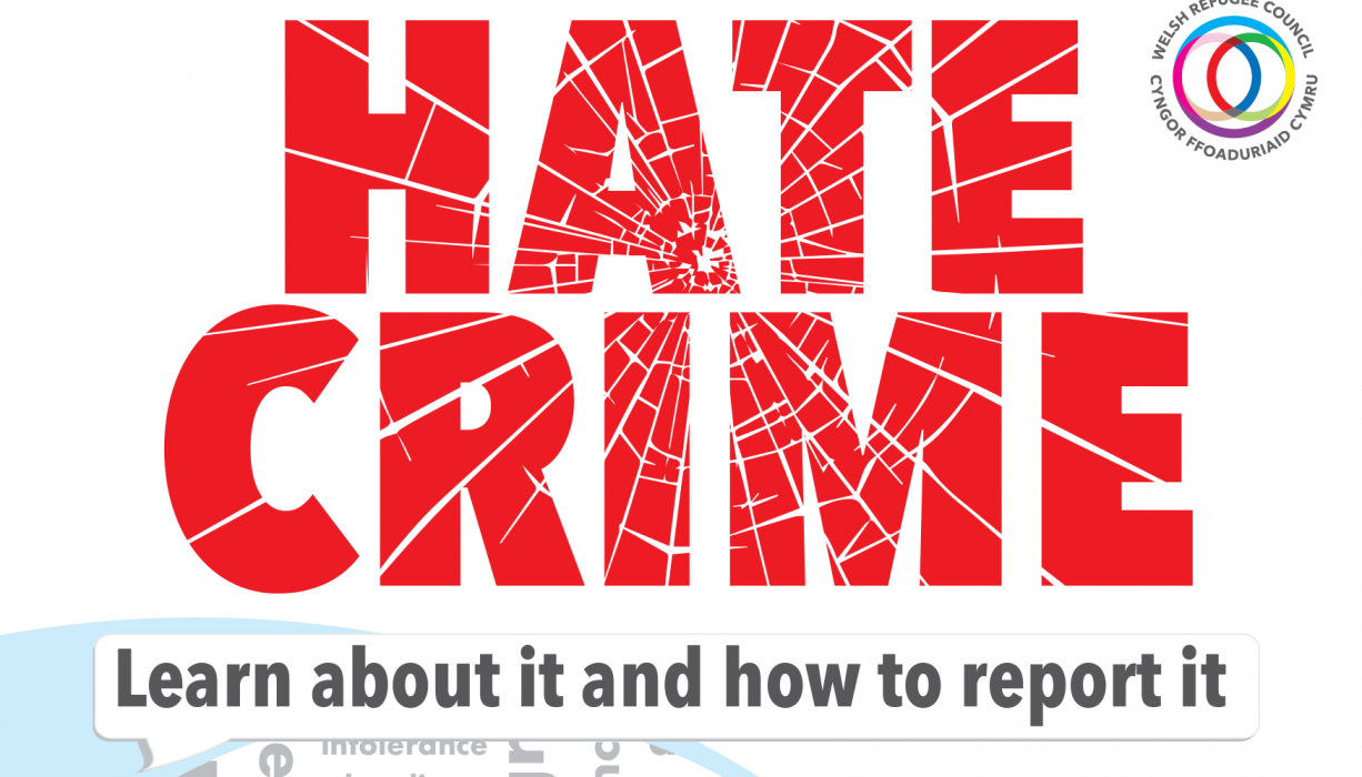 Help Stop Hate Crime in Wales
